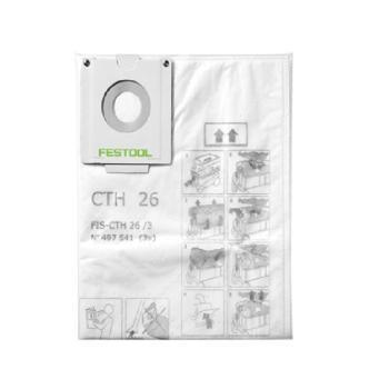 Festool Sacchetto filtro di sicurezza FIS-CTH 26/3
