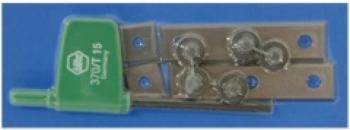 Festool Placchette reversibili Wepla Set D 16 2+2