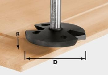 Festool Fresa per battute HW gambo 12 mm HW D68/14/R35 S12