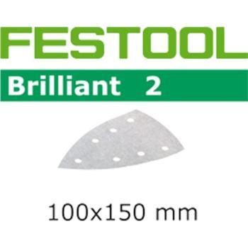 Festool Foglio abrasivo STF DELTA/7 P80 BR2/50