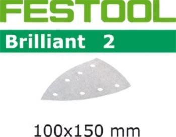 Festool Foglio abrasivo STF DELTA/7 P80 BR2/10