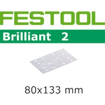 Festool ABRASIVO BRILLI STF80X133-P180