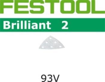 Festool Foglio abrasivo STF V93/6 P80 BR2/10