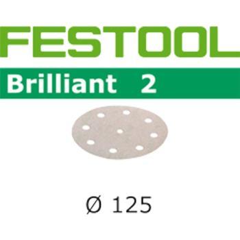 Festool Disco abrasivo STF D125/90 P400 BR2/100