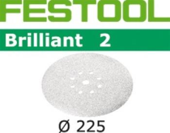 Festool Disco abrasivo STF D225/8 P80 BR2/25