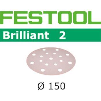Festool Disco abrasivo STF D150/16 P60 BR2/10