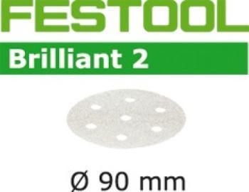 Festool Disco abrasivo STF D90/6 P80 BR2/50