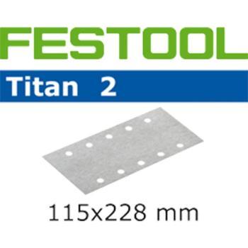Festool Foglio abrasivo STF 115x228 P120 TI2/100