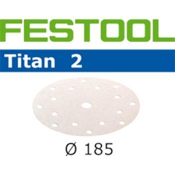 Festool Disco abrasivo STF D185/16 P180 TI2/100