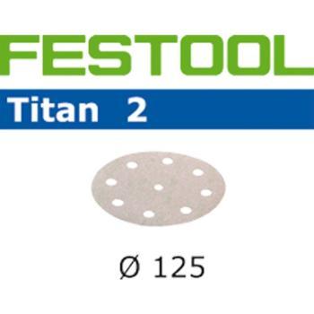 Festool ABRASIV TITAN 2 STF-D125/90-P4