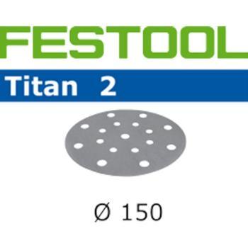 Festool Disco abrasivo STF D150/16 P120 TI2/100