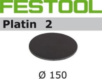 Festool Disco abrasivo STF D150/0 S500 PL2/15