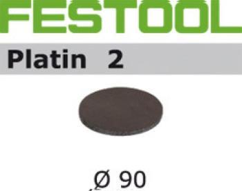 Festool Dischi abrasivi StickFix soft Ø 90 mm per levigatura di finitura - STF D 90/0 S1000 PL2/15