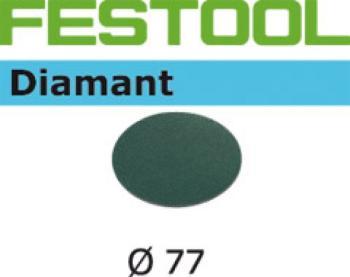 Festool Disco abrasivo STF D 77/0 D500 DI/4