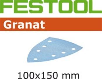 Foglio abrasivo Festool STF DELTA / 7 P 80 GR / 10