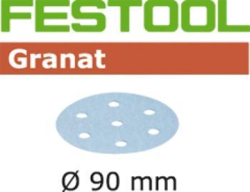 Festool Disco abrasivo  STF D 90 / 6 P 80 GR / 50
