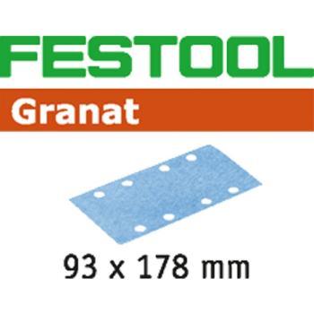 Foglio abrasivo Festool STF 93 X 178 P 80 GR / 50