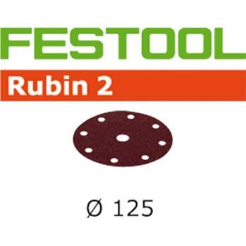 Disco Abraviso Festool STF D 125 / 90 P 120 RU 2 / 10