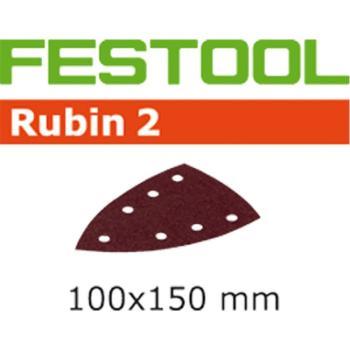 Foglio abrasivo Festool STF DELTA / 7 P 100 RU 2 / 10