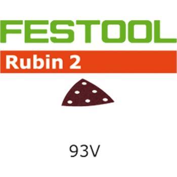 Festool Foglio abrasivo STF V 93 / 6 P 100 RU 2 / 10