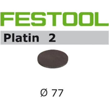 Disco abrasivo Festool STF D77 / 0 S 500 P L2 / 15