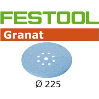 Disco abrasivo Festool STF D225 / 8 P220 GR / 25