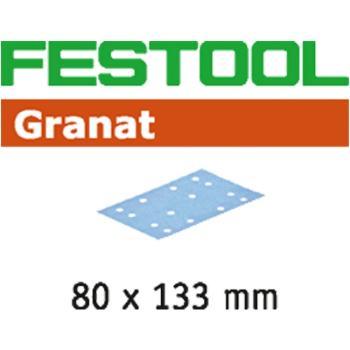 Foglio abrasivo Festool STF 80 X 133 P100 GR / 100