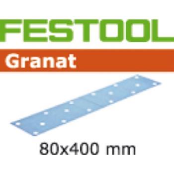 Foglio abrasivo Festool STF 80 X 400 P100 GR / 50