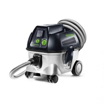 Festool Unità mobile di aspirazione CLEANTEC CT 17 E - Set BA