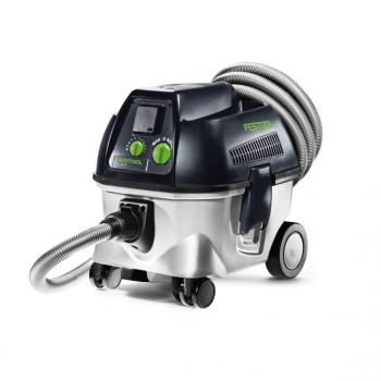 Festool Unità mobile di aspirazione CLEANTEC CT 17 E - Set BU