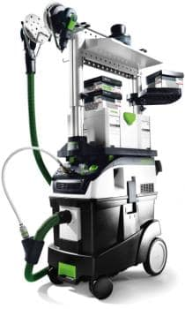 Festool Set di sicurezza LEX 3 / CT 48 B 22 / WCR EU