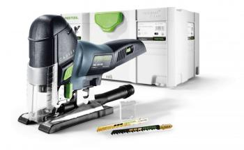 Festool Seghetto alternativo CARVEX PSC 420 EB Li 18 - Set