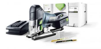 Festool Seghetto alternativo CARVEX PSC 420 EB Li 18 - Plus