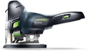 Festool Seghetto alternativo CARVEX PSBC 420 EB Li 18 - Set