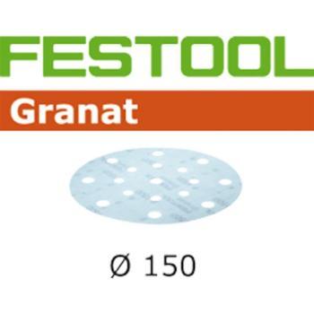 Festool Disco abrasivo STF D150 / 16 GR S P500 / 20