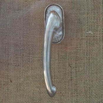 Maniglia per finestra DK serie Florenza GIARA Sinistra Britannio
