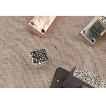 Pomolino per mobili Artigianali serie Cosmo Giara Art Design 40 mm Britannio