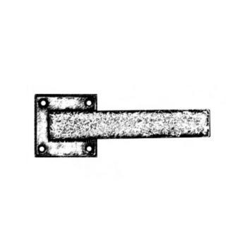 Maniglia per porta Artigianale serie Cosmo di Giara Art Design Britannio