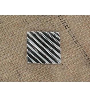 Pomolino rigato in stile Classico Giara Art Design 33 mm Britannio