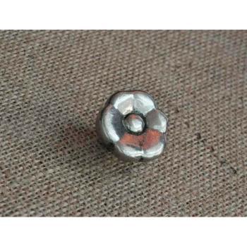 Pomello per mobili artigianale Margherita Giara Art Design 35 mm Britannio