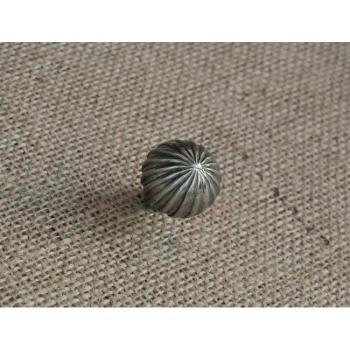Pomello per mobili artigianale Mongolfiera Giara Art Design 28 mm Britannio