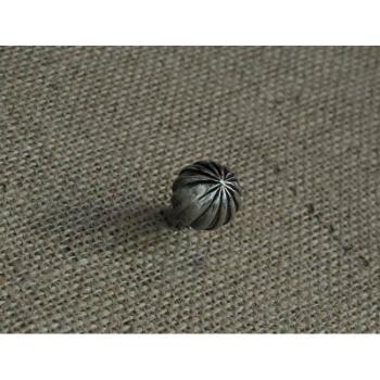 Pomello per mobili artigianale Mongolfiera Giara Art Design 23 mm Britannio