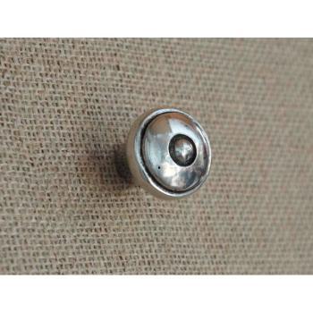 Pomello per mobili artigianale Tondo Giara Art Design 35 mm Britannio