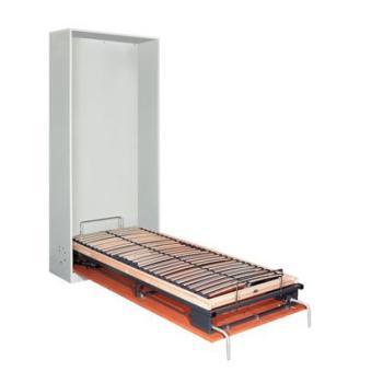 Meccanismo per letto singolo a ribalta longitudinale 900 x 2000 mm senza materasso