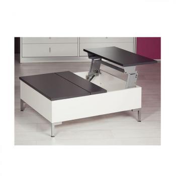 Sistema di sollevamento piani tavolo ammortizzato