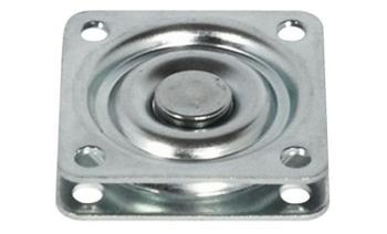 Piastra rotazione Häfele 50KG rotazione di 360° 57mm