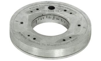 Supporto girevole in alluminio Häfele 100KG/350G/185MM