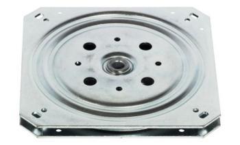 Supporto girevole acciaio Häfele 150KG rotazione di 360° 155mm