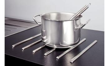 Kit listelli di protezione per piani di lavoro in acciaio inox