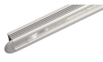 Lampada LED a incasso - LED2005 12V/2,8W 6400K Argento